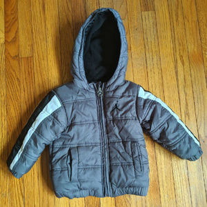 Air Jordan Boys 2T Toddler Puffer Jacket Coat 24M